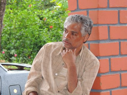 Prakash Belavadi Senior Journalist and Artist