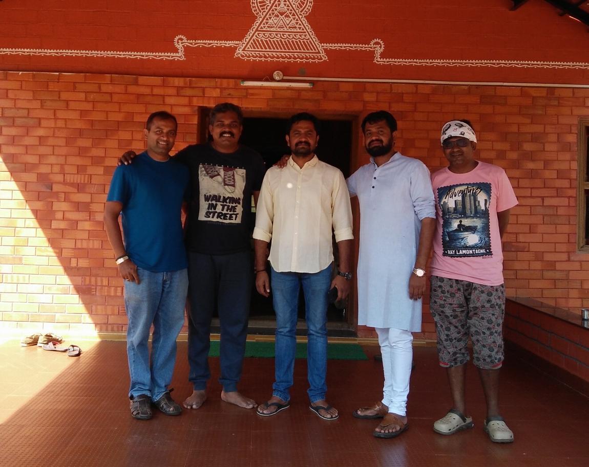 Celebrities at Barekal